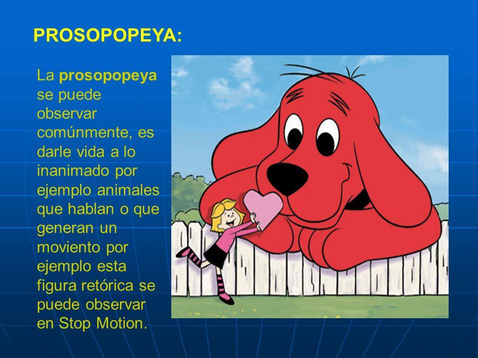 PROSOPOPEYA: