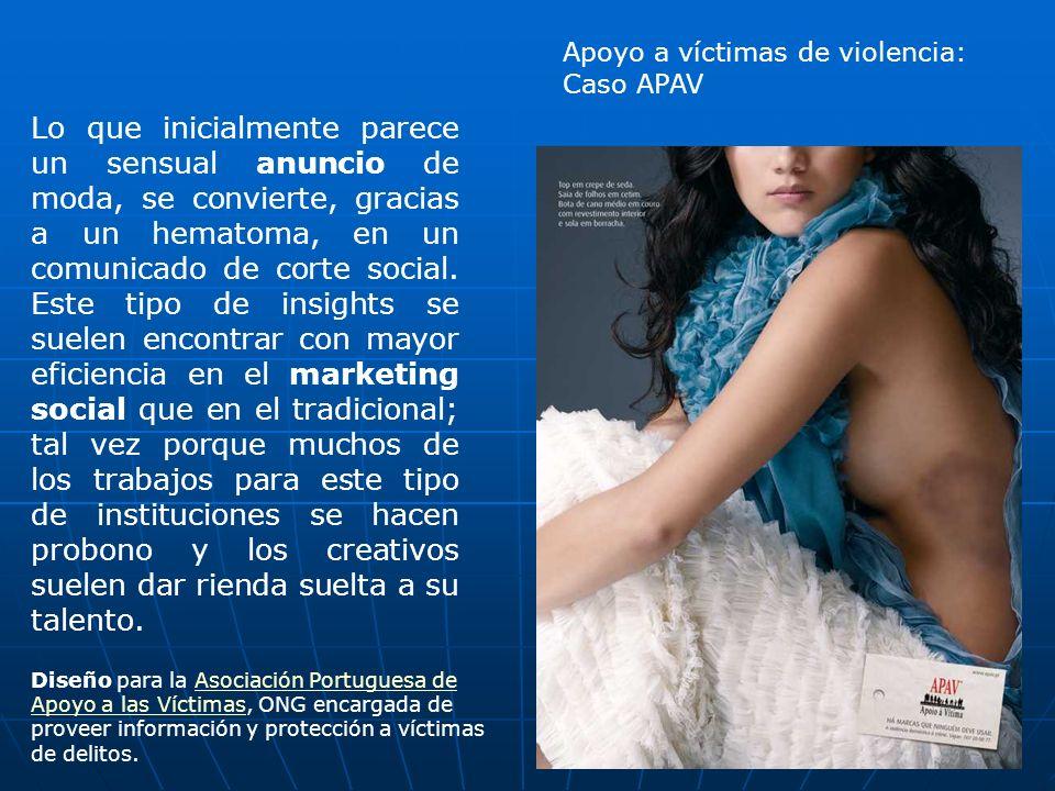 Apoyo a víctimas de violencia: Caso APAV