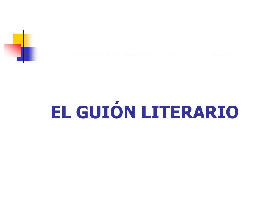 EL GUIÓN LITERARIO