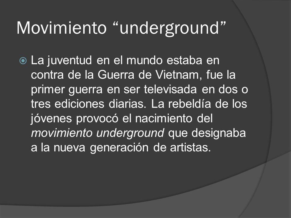 Movimiento underground
