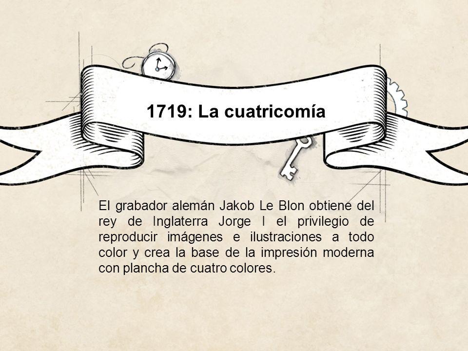 1719: La cuatricomía
