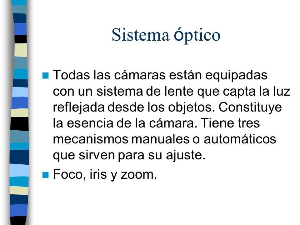 Sistema óptico