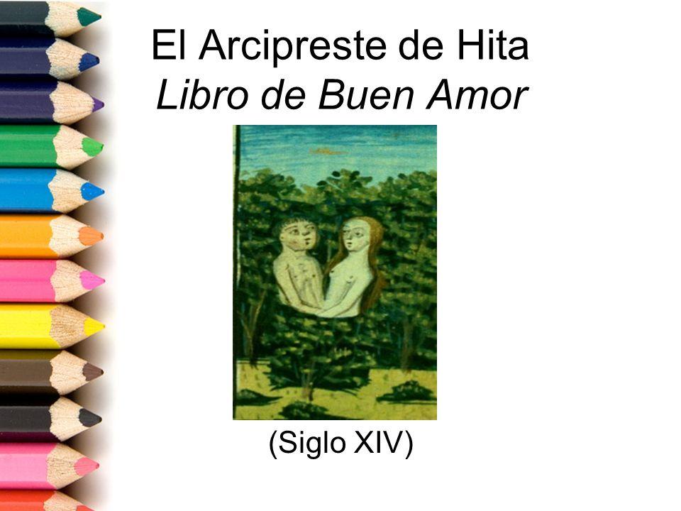 El Arcipreste de Hita Libro de Buen Amor