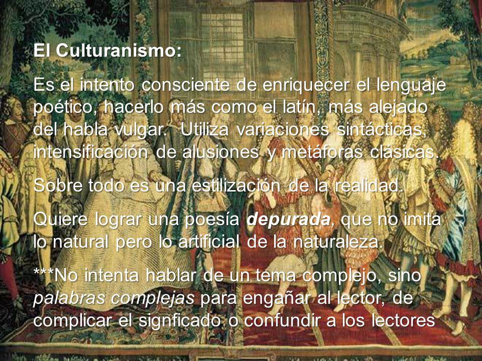 El Culturanismo: