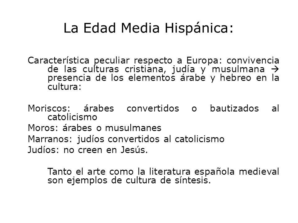 La Edad Media Hispánica: