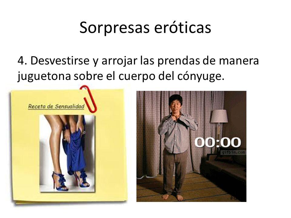 Sorpresas eróticas 4.