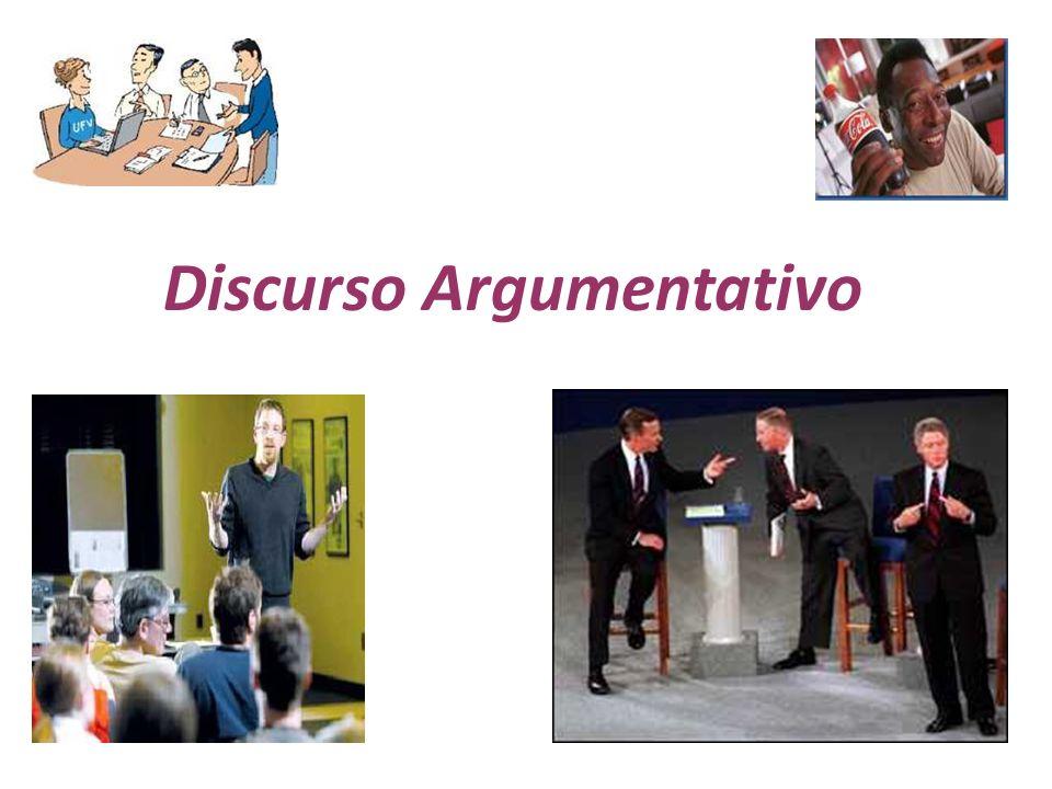 Discurso Argumentativo