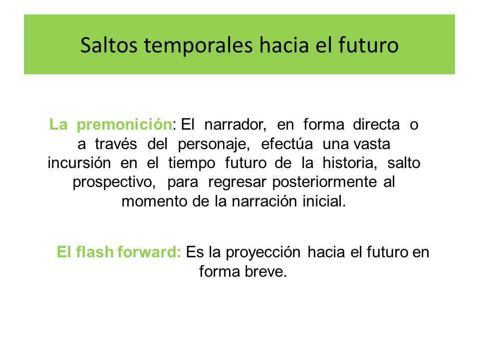 Saltos temporales hacia el futuro