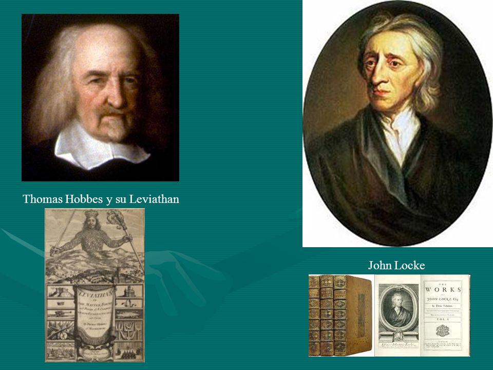 Thomas Hobbes y su Leviathan