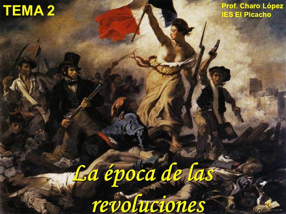 La época de las revoluciones