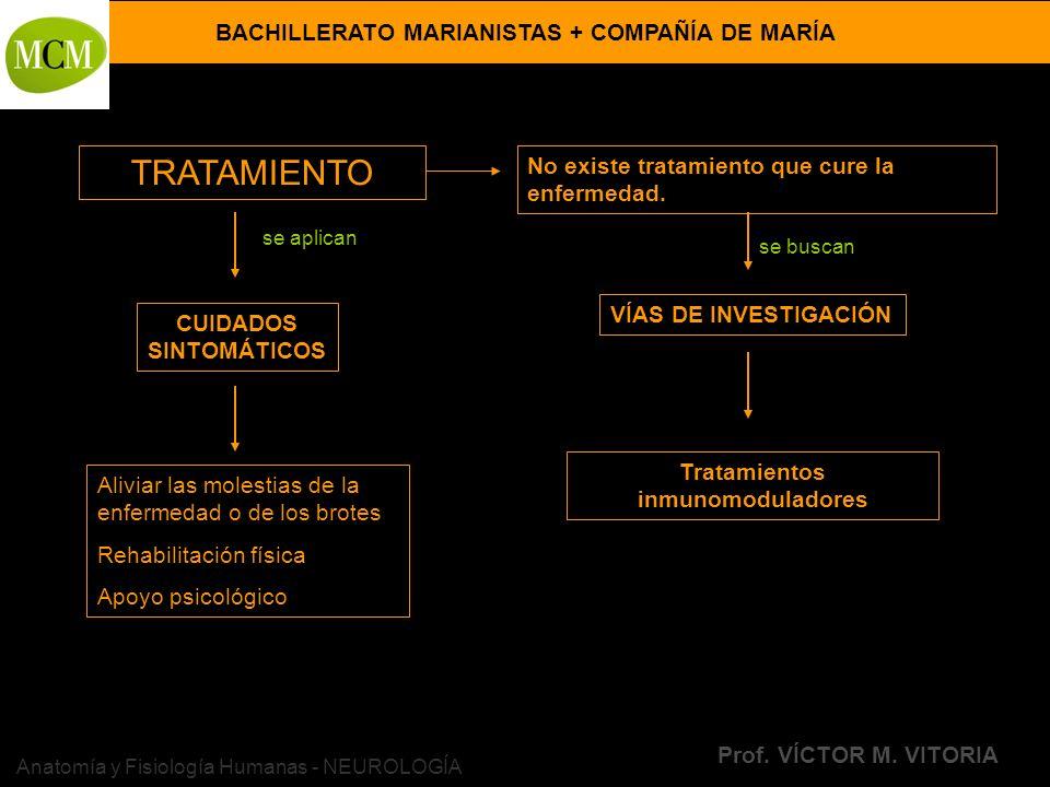 Tratamientos inmunomoduladores