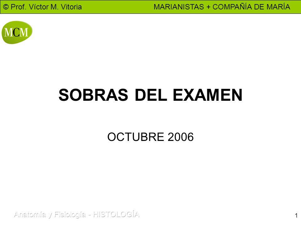 SOBRAS DEL EXAMEN OCTUBRE 2006