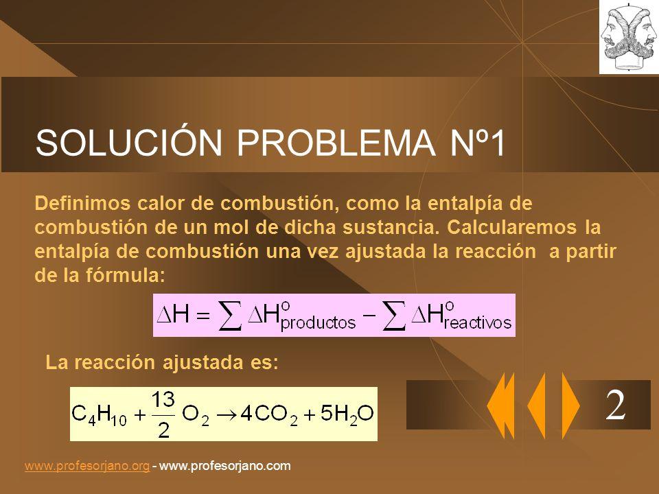 SOLUCIÓN PROBLEMA Nº1