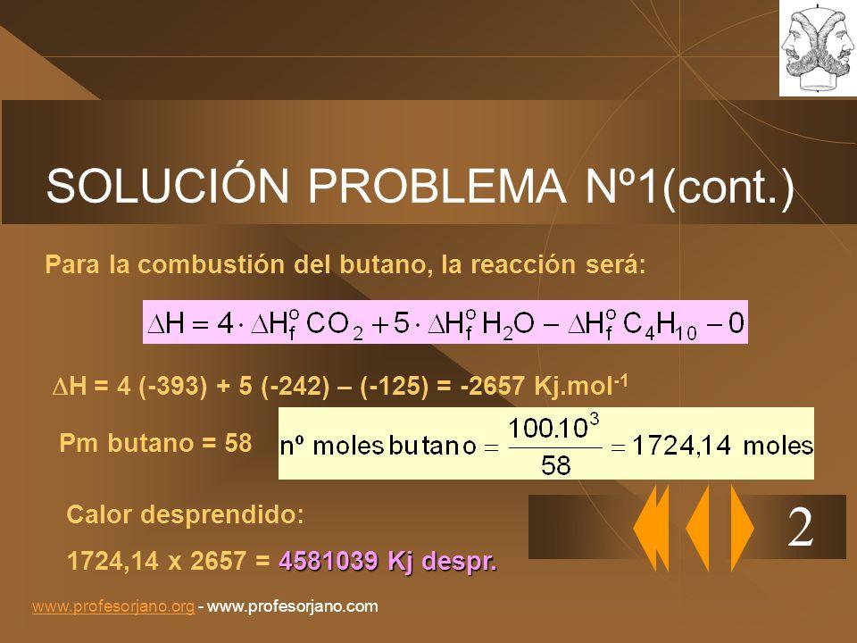 SOLUCIÓN PROBLEMA Nº1(cont.)