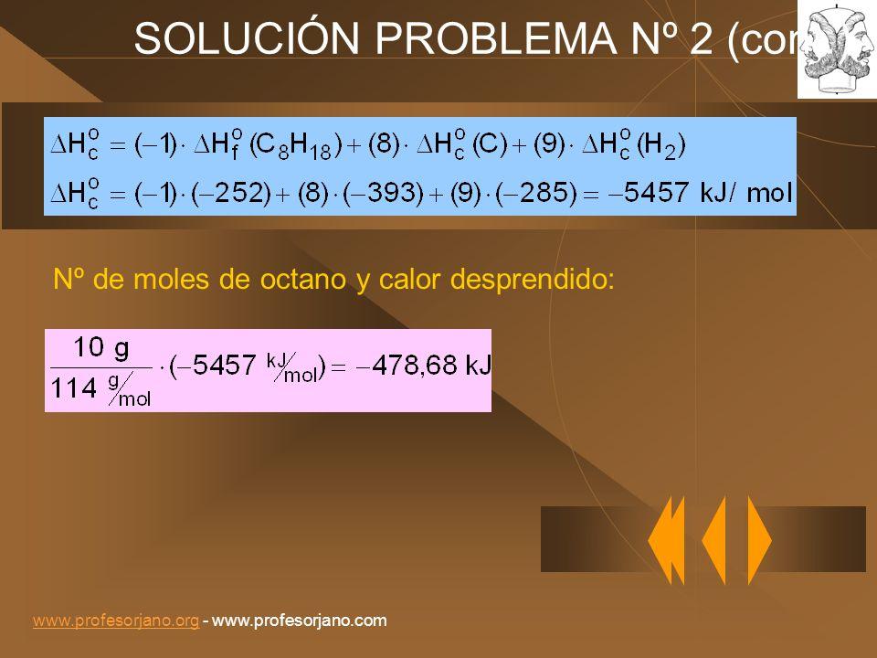 SOLUCIÓN PROBLEMA Nº 2 (cont.)