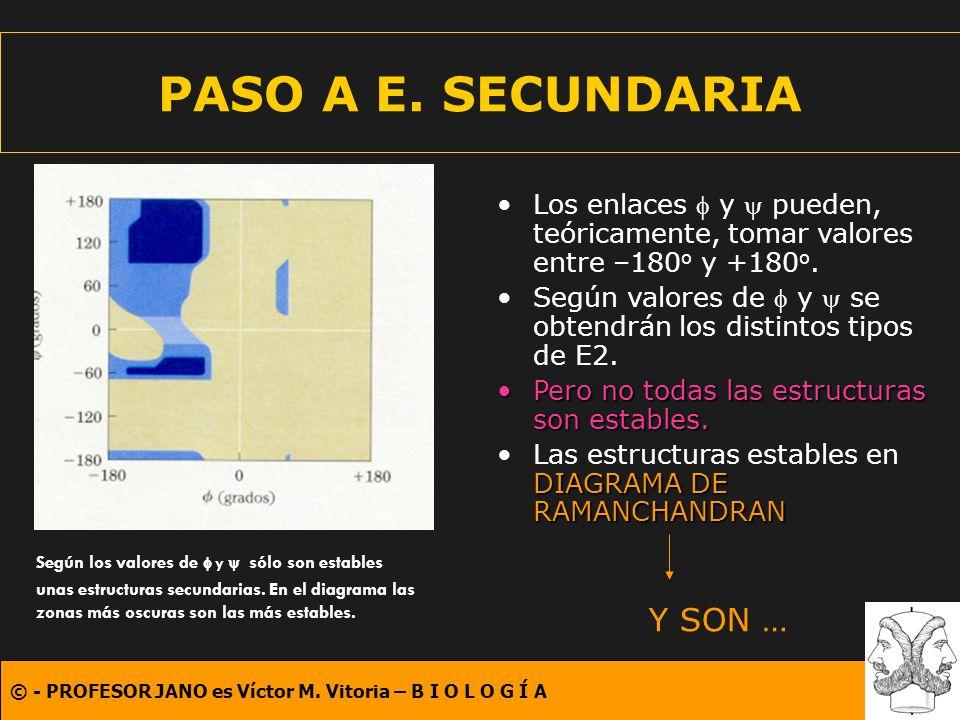 PASO A E. SECUNDARIA Y SON …