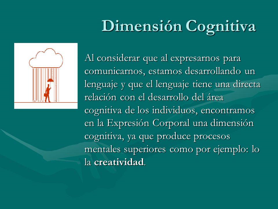 Dimensión Cognitiva