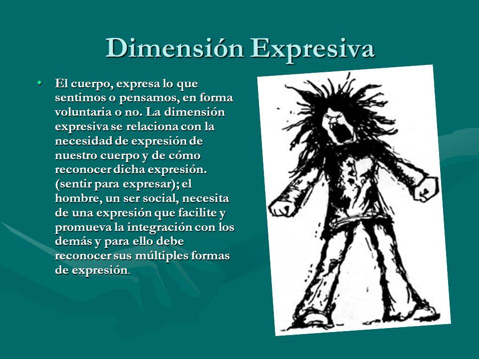 Dimensión Expresiva