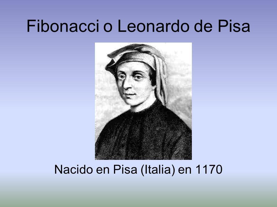 Fibonacci o Leonardo de Pisa