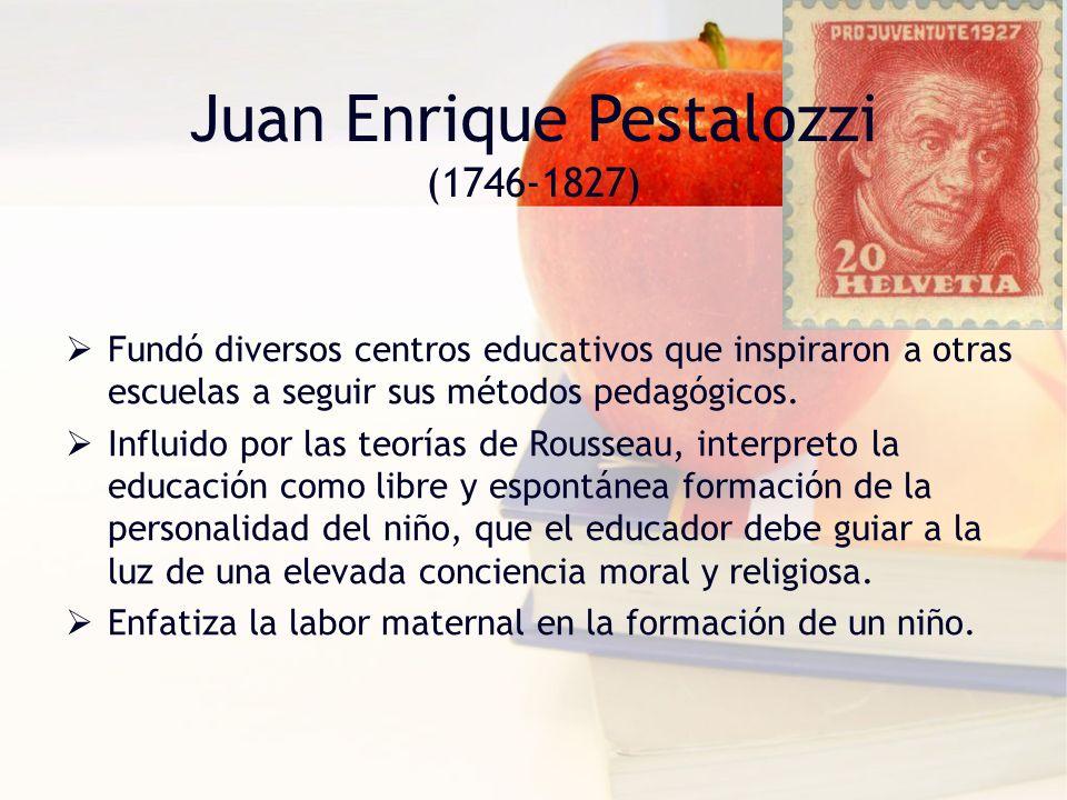 Juan Enrique Pestalozzi