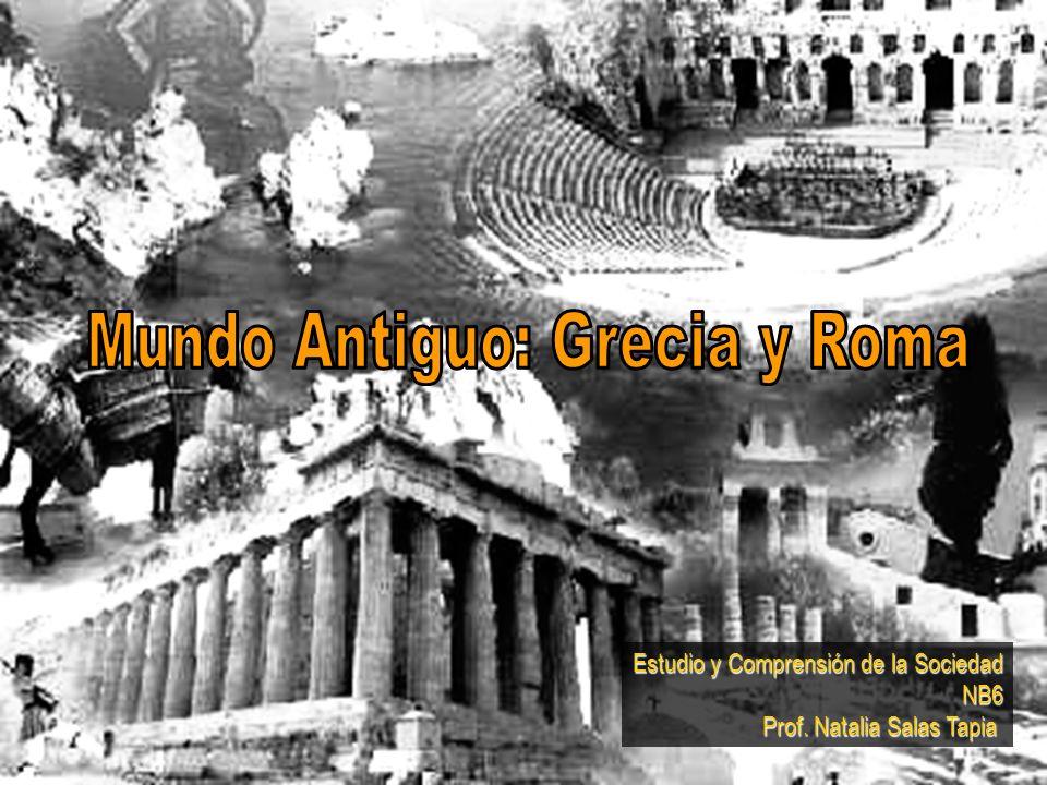 Mundo Antiguo: Grecia y Roma