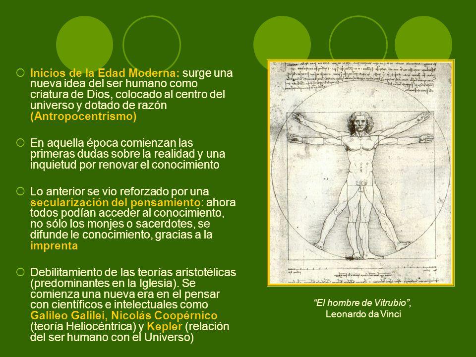 El hombre de Vitrubio ,