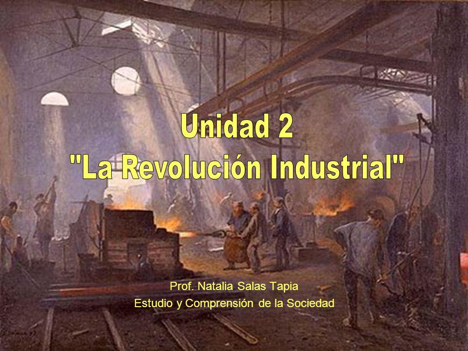 Prof. Natalia Salas Tapia Estudio y Comprensión de la Sociedad