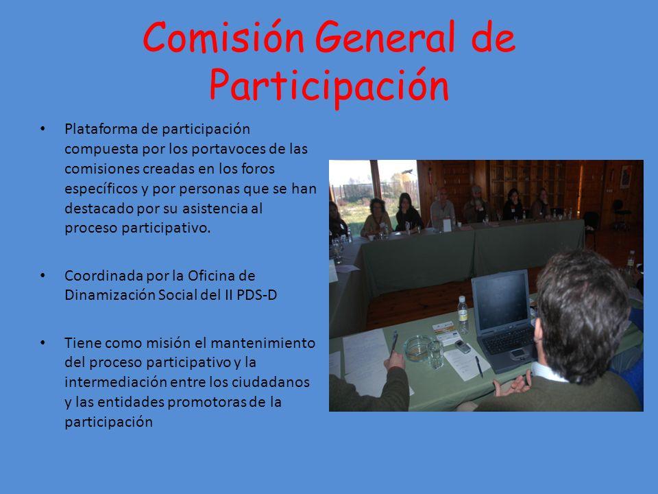 Comisión General de Participación