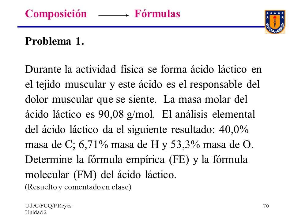 Composición Fórmulas Problema 1.
