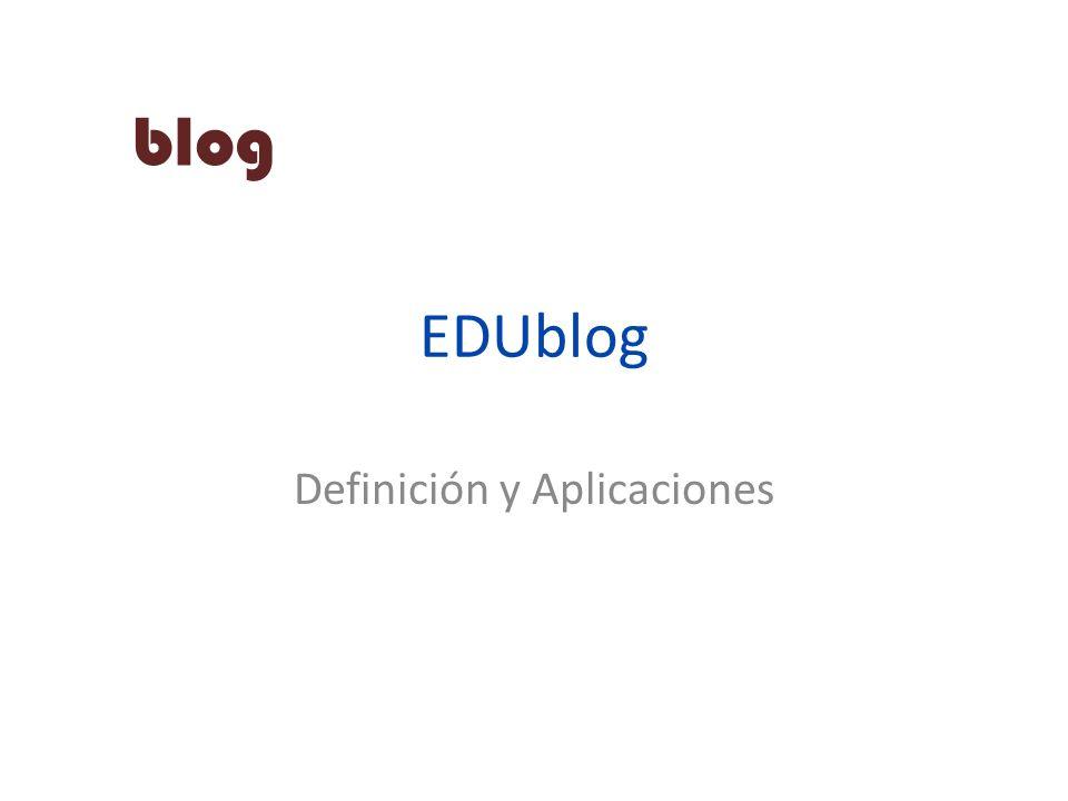 Definición y Aplicaciones