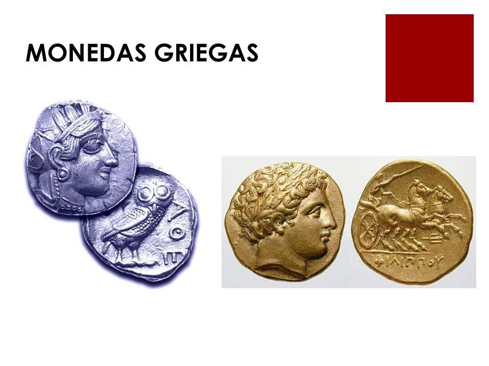 MONEDAS GRIEGAS