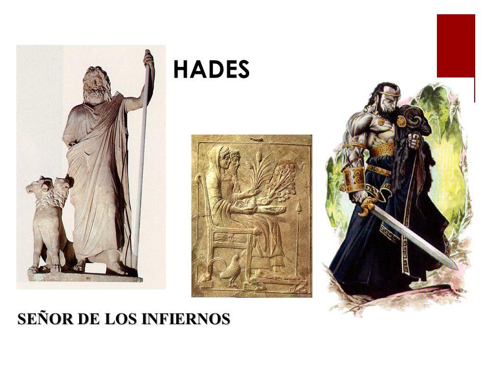 HADES SEÑOR DE LOS INFIERNOS
