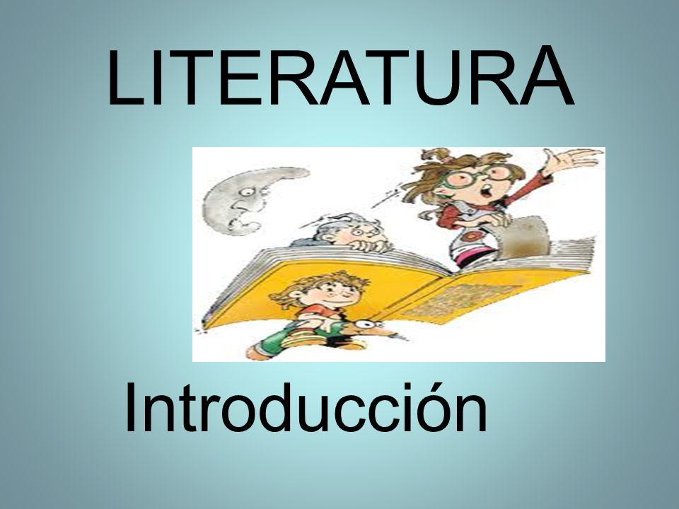 LITERATURA Introducción