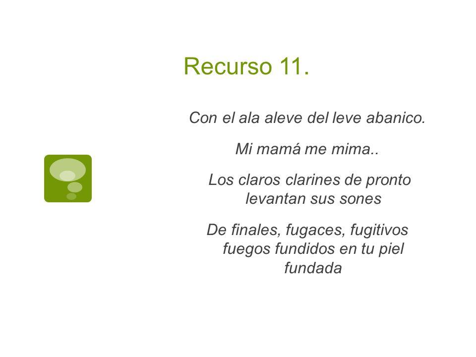 Recurso 11.