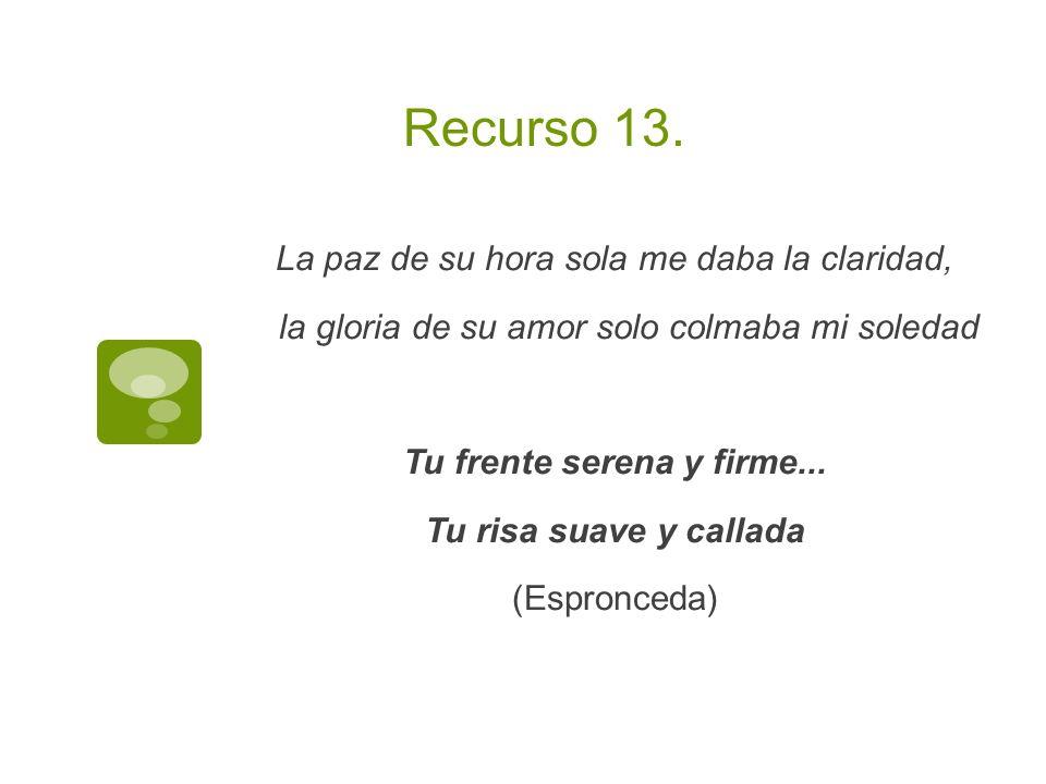 Recurso 13.