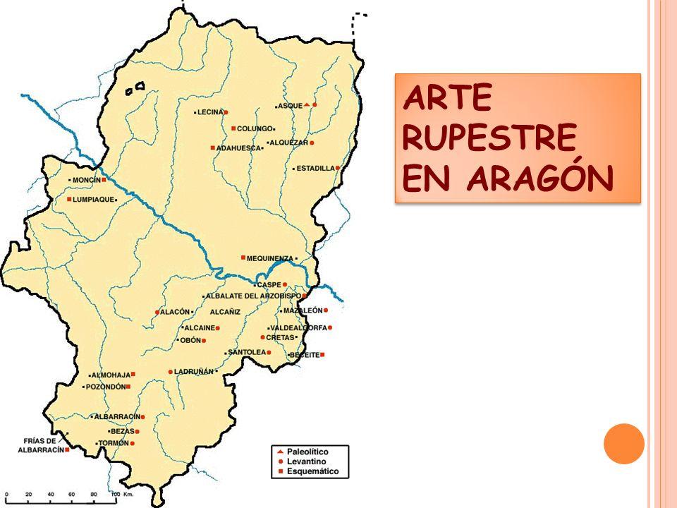 ARTE RUPESTRE EN ARAGÓN