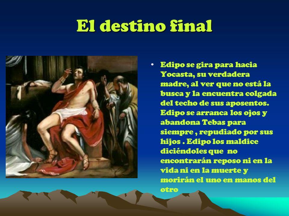 El destino final