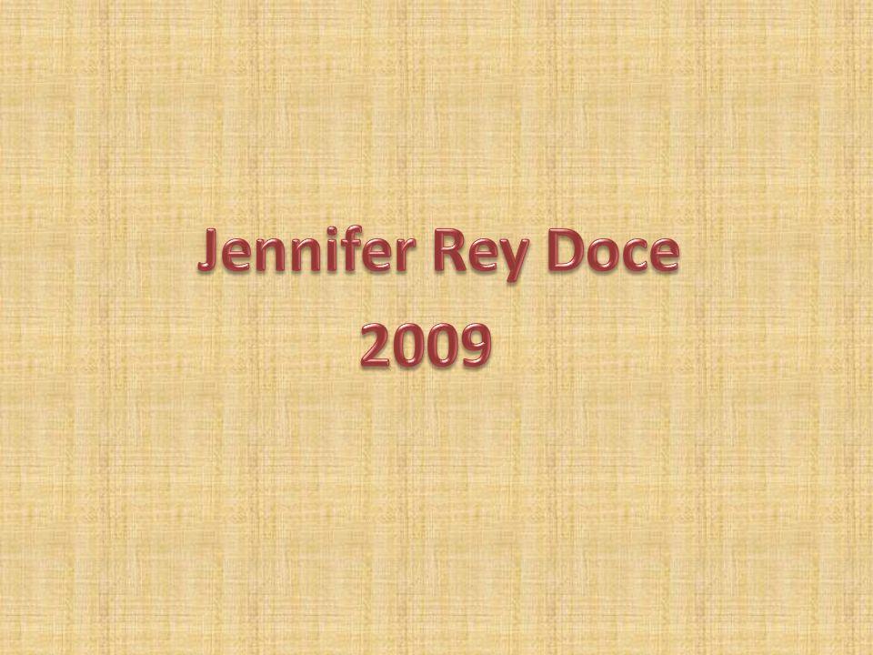 Jennifer Rey Doce 2009