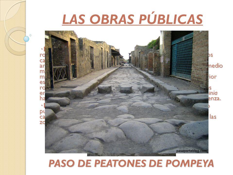 PASO DE PEATONES DE POMPEYA