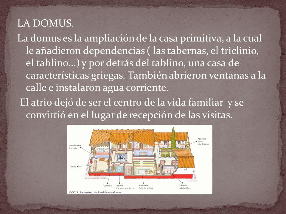 LA DOMUS.