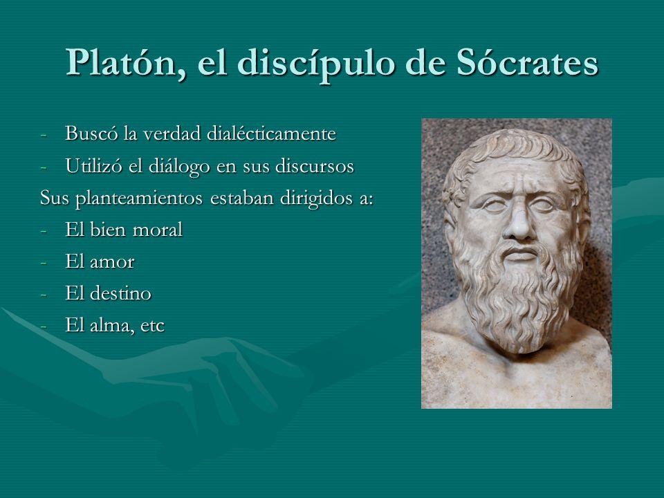 Platón, el discípulo de Sócrates