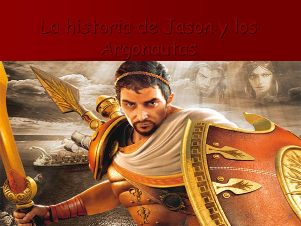La historia de Jason y los Argonautas
