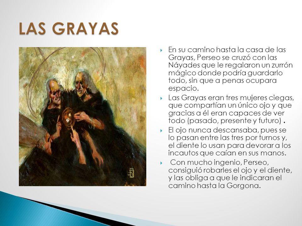 LAS GRAYAS