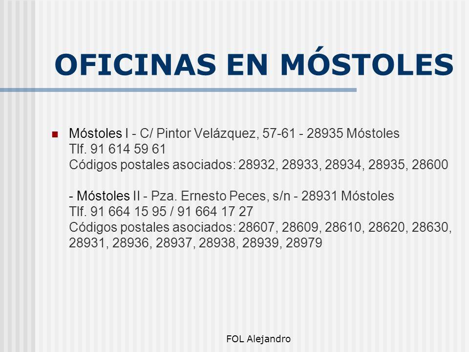 OFICINAS EN MÓSTOLES