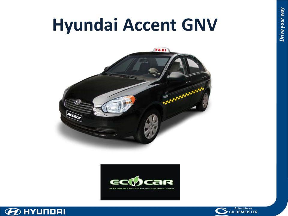 Hyundai Accent GNV