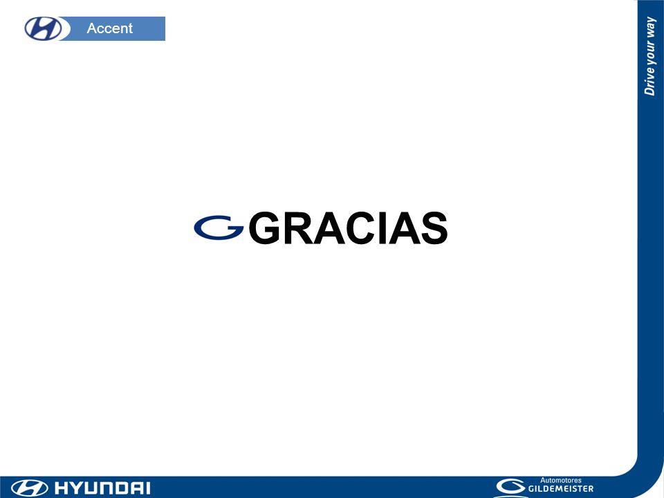 Accent GRACIAS