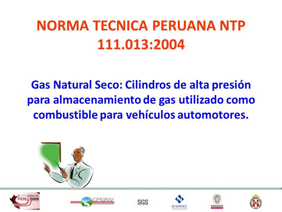 NORMA TECNICA PERUANA NTP 111.013:2004
