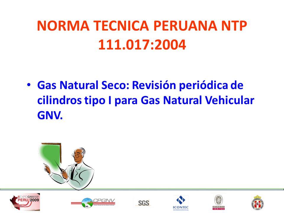 NORMA TECNICA PERUANA NTP 111.017:2004