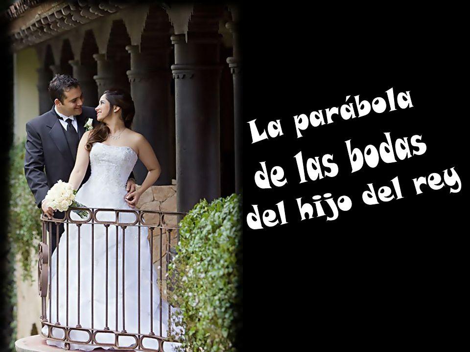 La parábola de las bodas del hijo del rey