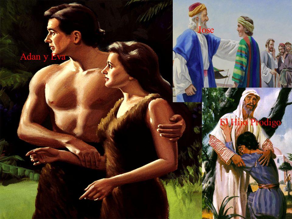 Jose Adan y Eva El Hijo Prodigo
